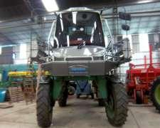 Pulverizadora Tilo 3500 Lts en Acero Inoxidable.