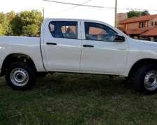 Toyota Hilux DX 4X2