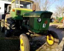 Ref. 01 - Tractor John Deere 3420
