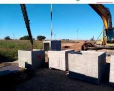 Alcantarillas Rectangulares - Canales - Puentes -