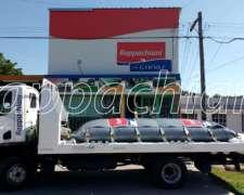Tanque Bolsa Transportable con Rompeolas