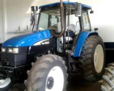 New Holland TS 120 año 2004- Oferta
