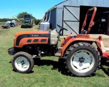 Tractor Hannomag 25 HP