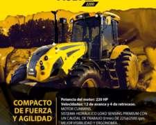 Pauny Audaz 2200,220 HP