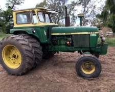 Tractor John Deere 4530 - año 1978