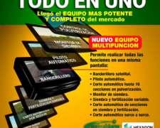 Equipo Integral Controlagro/hexagon -