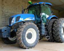 Tractor New Holland T7060 Powershift 2008