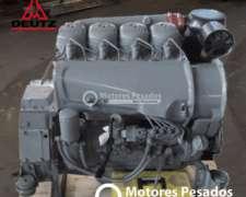 Motor Deutz 913 - 4 Cil. - 95 HP - Rectificado con 04