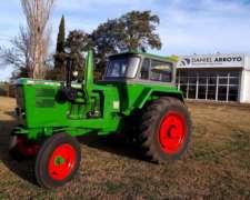 Tractor Fahr Tracción Simple D 86