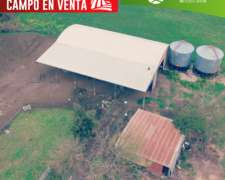 Campo 5 Ha Instalaciones Aptitud Feed LOT Epec