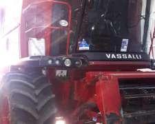 Cosechadora Vassalli 7500 4X2