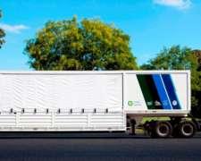 Semirremolque Carreton S8 Horno Pirolitico - Cometto