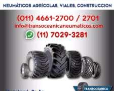Neumatico para Cuatriciclo: 19x7.00-8 Diseño con Taquitos