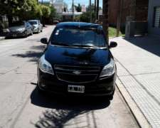 Chevrolet Agile LTZ 1.4 Nafta Full con GNC de 5ta año 2012