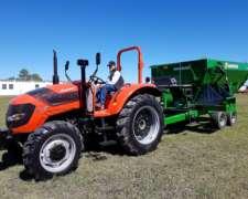 Tractor Hanomag 85 Doble Traccion