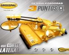 Desmalezadora Grosspal 3p CL. 3p150 3p200