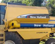 New Holland Tc59- año 2004