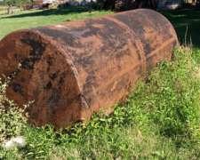 Tanque Cisterna Metalico 5000 Litros