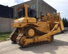 Topadora CAT D7R .