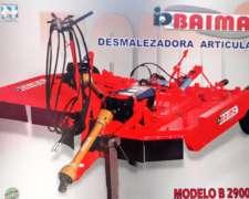 Desmalezadora Articulada B-2900 Baima