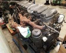 Motor Scania P93 De 310 Hp - 5 Cil.