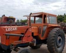 Tractor Fiat 800 con Pala