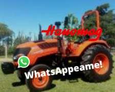 Tractor Hanomag TR60 60hp 2wd Agricola