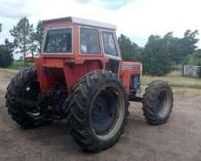 Massey Ferguson 1499 DT (100hp) año 1996.