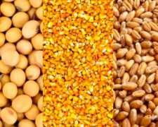 Compro Cereal Maiz, Soja Trigo