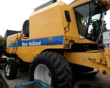 Cosechadora New Holland TC 5090 - año 2010 -consultar Precio
