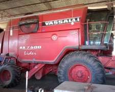 Vassalli AX 7500 Líder 2010