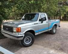 F100 4x4 Permuto Tractor O Pickup Doble Cabina