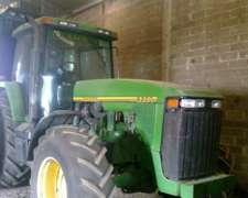 Tractor John Deere 8200 año 1996 muy Bueno