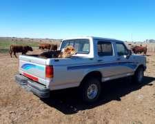 F 100 Mod 1994 4X4 Doble Cabina