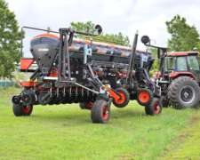Sembradora BTI Agri 16 a 52 y Otras Configuraciones