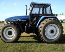 Tractor New Holland Tm 135dt Mod 2003