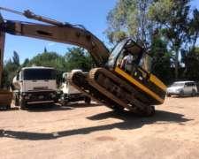 Excavadora Caterpillar 320c 2004