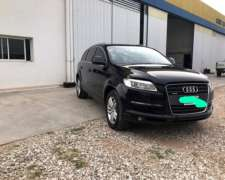 Audi Q7 4.2 TDI Quattro Mod: 2010