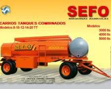 Carro Tanque Combinado - Sefo -