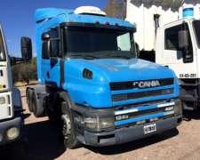 Scania 124 420 6X4