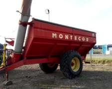 Monotolva Autodescargable Montecor 14tn