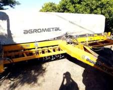 Sembradora Agrometal Modelo 2010 De Grano Fino.de 21s A 21cm