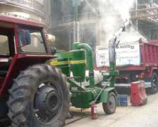 Alquiler Extractora Aspiradora Neumática Granos Silos Celdas