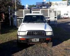 Toyota Hilux Doble Cabina Mod 2003