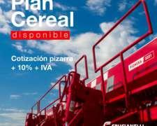 Sembradoras Crucianelli: Nueva Pionera - Multipropósito