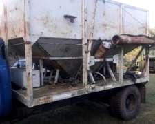 Tolva Semillera y Fertilizante para Camión Hidráulica