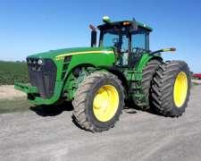 Tractor John Deere 8430, año 2006