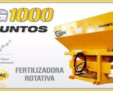 Fertilizadora Rotativa Grosspal VG 1000 3 Puntos