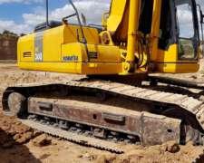 Excavadora Komatsu PC300 - Excelente Estado