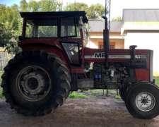 Tractor MF 1195 año 1983